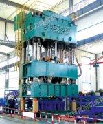 YLW28-系列四柱式双动薄板拉伸液压机