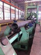 钢管预焊机